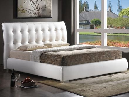 Кровать Signal Calenzana 160*200 см   (мягкая обивка)
