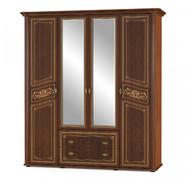 Шкаф Алабама 4Д Мебель Сервис
