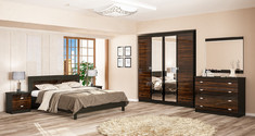 Спальня Ева-2 Мебель Сервис
