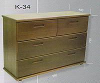 Комод К-34 Пурий-Мастер