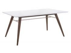 Стол обеденный из натурального дерева Леон Domini