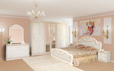 Модульная спальня Опера Світ Меблів
