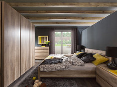 Модульная спальня из ДСП Anticca BRW Польша