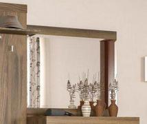 Зеркало с рамой из ДСП Парма Мебель Сервис