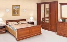 Модульная спальня Кантри Світ Меблів