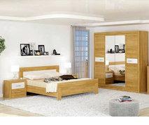 Спальня Квадро 4Д Мебель Сервис