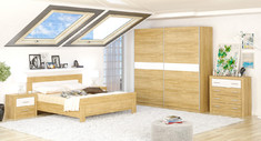 Спальня Квадро 2Д Мебель Сервис