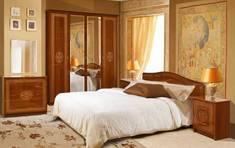 Спальня 4Д Флоренция Світ Меблів