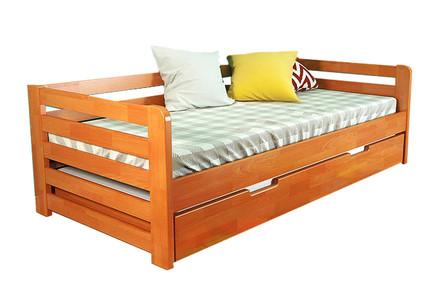 Кровать Немо АрборДрев 90*200 см бук