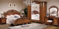 Спальня Аллегро 2Д1 с 4Д шкафом СлонимМебель