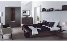 Модульная спальня KASPIAN венге BRW Польша