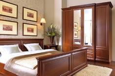 Модульная спальня Kent BRW Польша