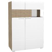 Шкаф витрина маленькая 2Д левая Comforti Z Blonski