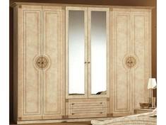 Шкаф Рома 6Д Мебель Сервис