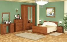 Спальня Даллас Мебель Сервис