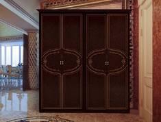 Шкаф 4 дв без зеркал комплект Мартина Радика Махонен