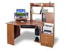 Компьютерный стол для офиса Эксклюзив-2 Меламин
