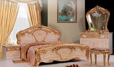 Спальня Реджина Голд радика беж Миро-Марк