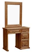 Туалетный столик филенчатый Елисеевская мебель