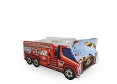 Детская кровать Fire Truck Halmar