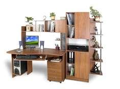 Компьютерный стол Гросс ПВХ