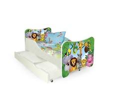 Детская кровать Happy Jungle Halmar