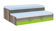 Двойная кровать Hobby K лайм Blonski