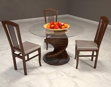 Стол гостиный Шедевр 110*110
