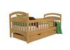 Кровать Арина+ 90*190 см бук 1