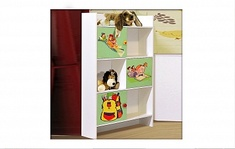 Книжный шкаф Мульти Алфавит