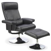 Кресло с подставкой для ног Dayton Halmar