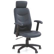 Кресло офисное с подголовником и регулируемыми подлокотниками Stilo Halmar