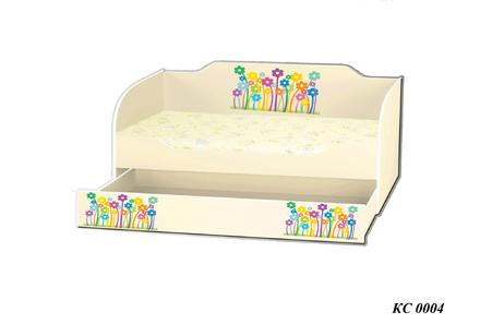 Кровать детская KINDER-COOL без матраса Viorina Deko 80*170 см