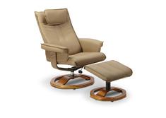 Кресло с подставкой для ног Liberty Halmar