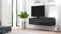 Tумба подвесная под ТВ Livo RTV-160W Halmar