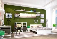 Спальня Париж