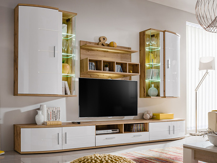 Мебель в гостиную ABW Jelly ASM