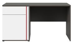 Стол письменный BIU/160 ДСП и МДФ Graphic BRW Польша