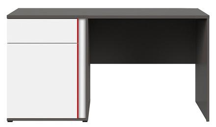 Стол письменный BIU1D1SL/B ДСП и МДФ Graphic BRW Польша
