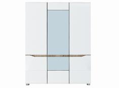 Шкаф платяной 3Д Paris S Blonski