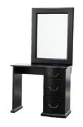 Туалетный столик радиусный Елисеевская мебель