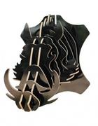Настінний декор (голови) в асортименті Німан