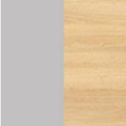 серый grau / дуб польский