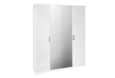 Шкаф 4 дверей комплект рома