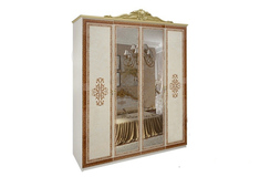 Шкаф 4 дверей комплект Дженифер