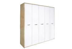 Шкаф 5 дверей без зеркал комплект Миллениум