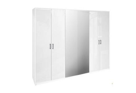 Шкаф 6 дв комплект рома