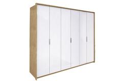 Шкаф 6 дв без зеркал комплект Миллениум