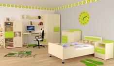 Детская модульная система Smart лайм Blonski