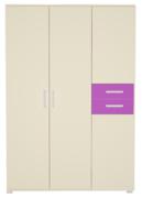 Шкаф 3Д Smart 1 сакура Blonski
